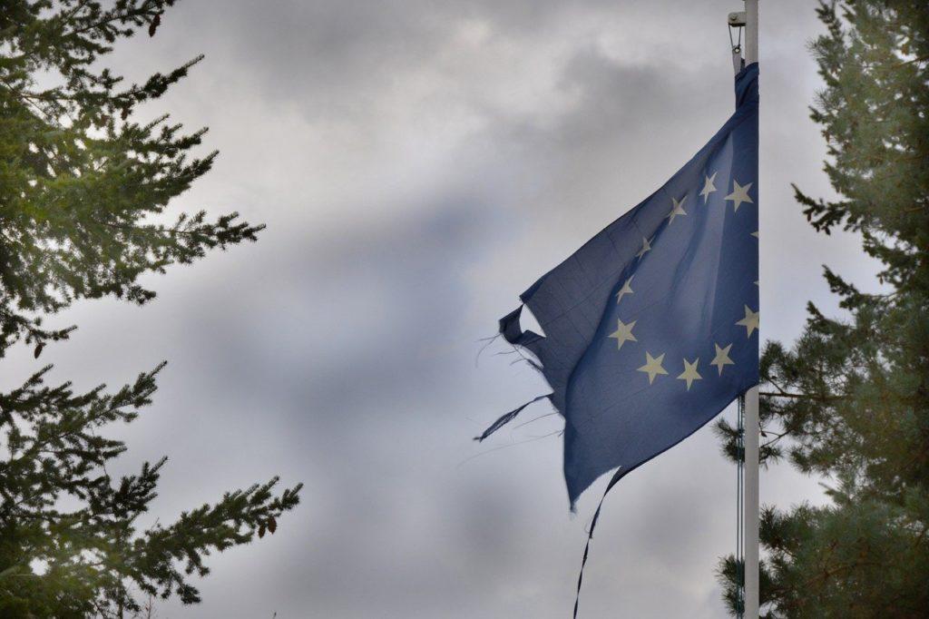 europa strappata