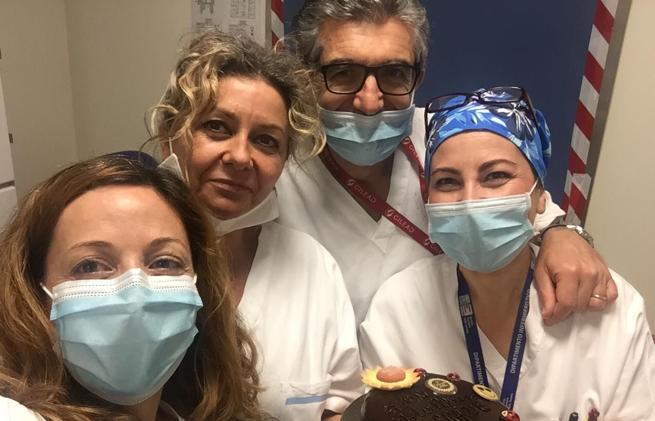 infermiera Damiana