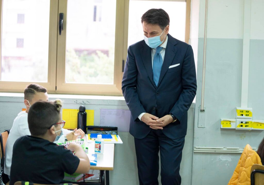 vaccini scuola governo conte